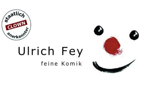 Ulrich-Fey-feine-Komik-Clouwns-und-mehr-Logo-und-Signet3